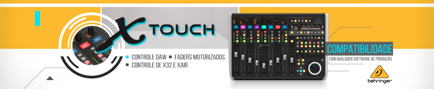 BEHRINGER - Xtouch