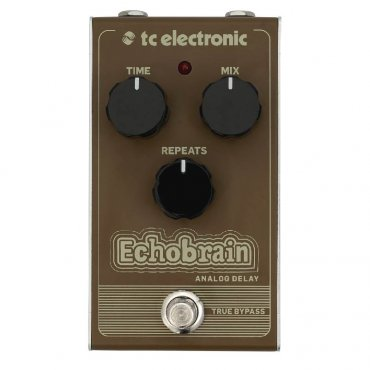 Pedal para Guitarra Echobrain Analog Delay - TC Electronic