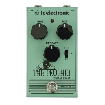 Pedal para Guitarra The Prophet Digital Delay - TC Electronic